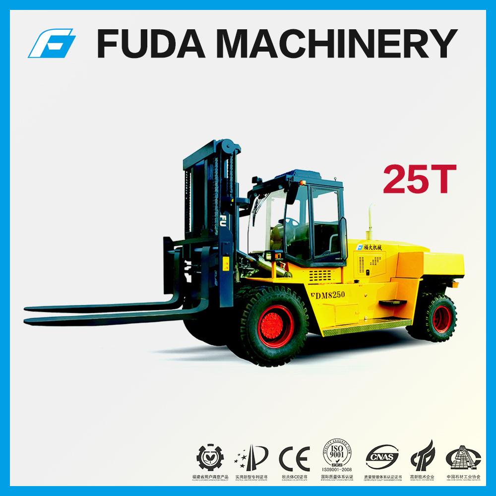 25t forklift FDM8250