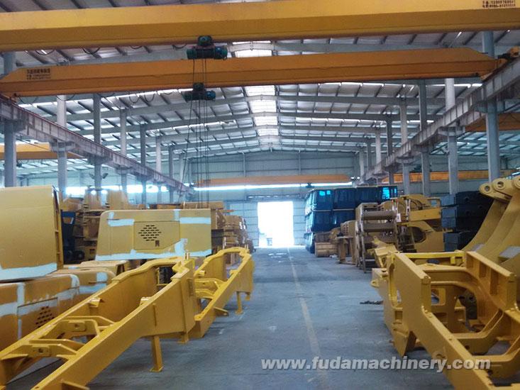 Fuda machinery factory warehouse