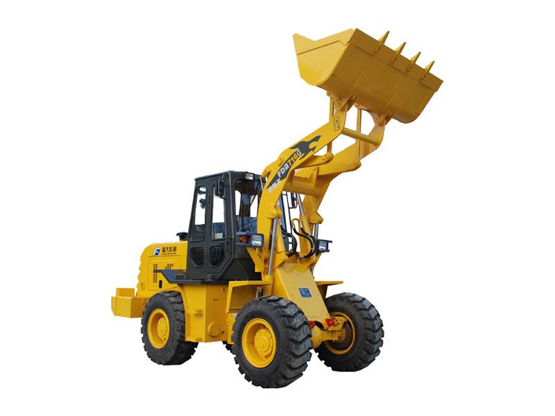 1.6 ton wheel loader FDM716G