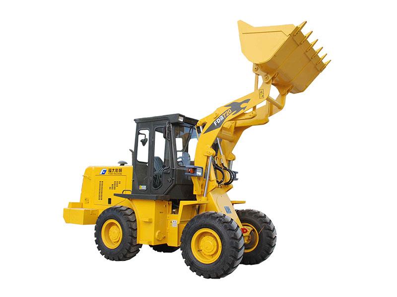 2 ton wheel loader FDM720