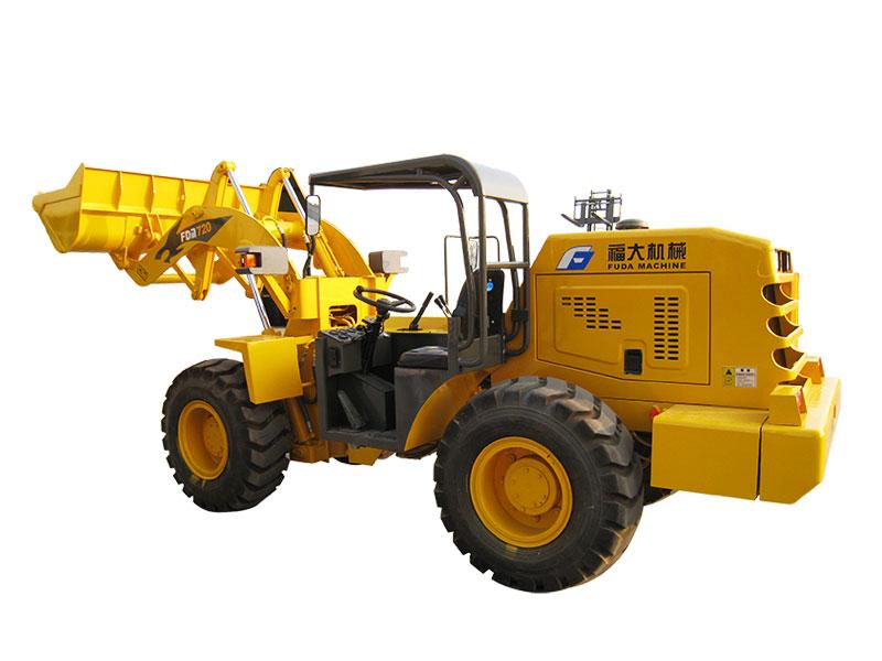 mining wheel loader FDM720T